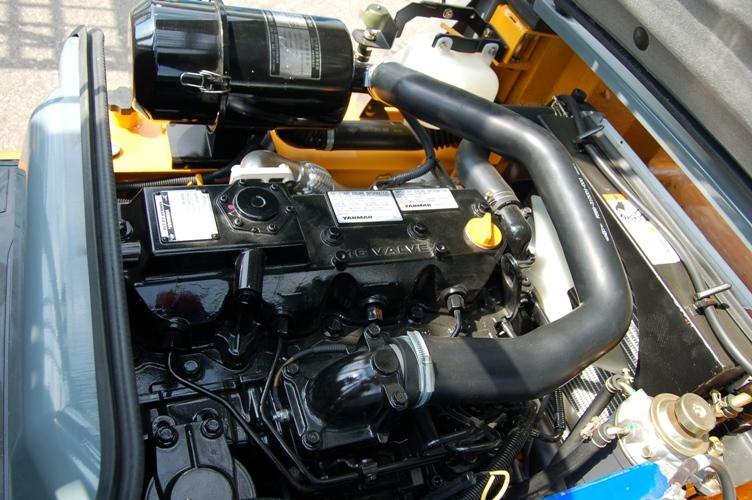 motor YANMAR