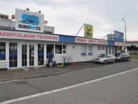 Prodejna úklidové techniky