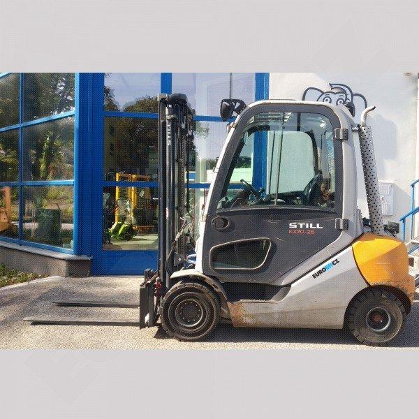 Použitý vysokozdvižný vozík plynový  STILL R70-30T