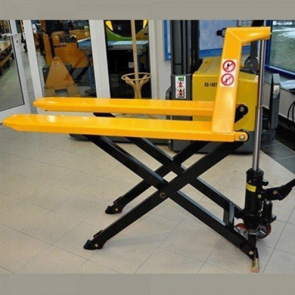 Nůžkový paletový vozík EUROLIFT CZ HLT 1500 D