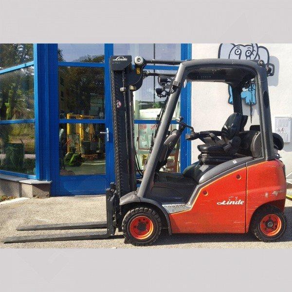 Použitý vysokozdvižný vozík elektrický JUNGHEINRICH EFG320