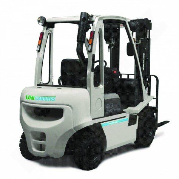 Čelní vysokozdvižné vozíky UNICARRIERS NISSAN DX 20-25 - pohon diesel