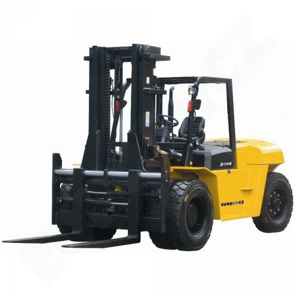Vysokozdvižný vozík dieselový EUROliftCZ D 100
