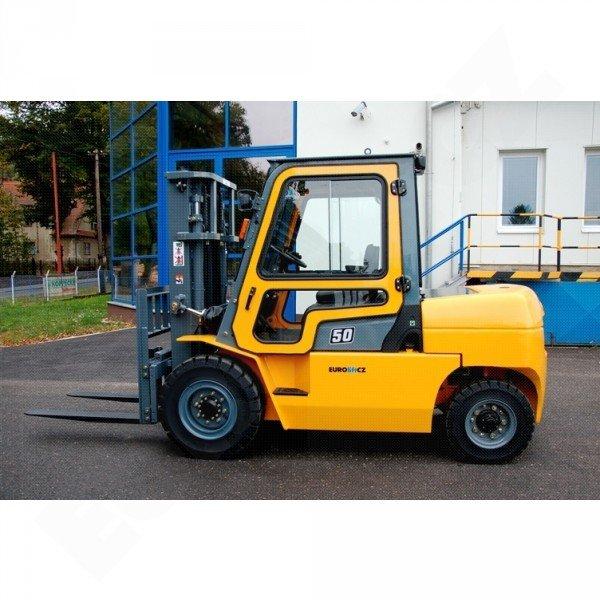 Vysokozdvižný vozík dieselový EUROliftCZ D 50