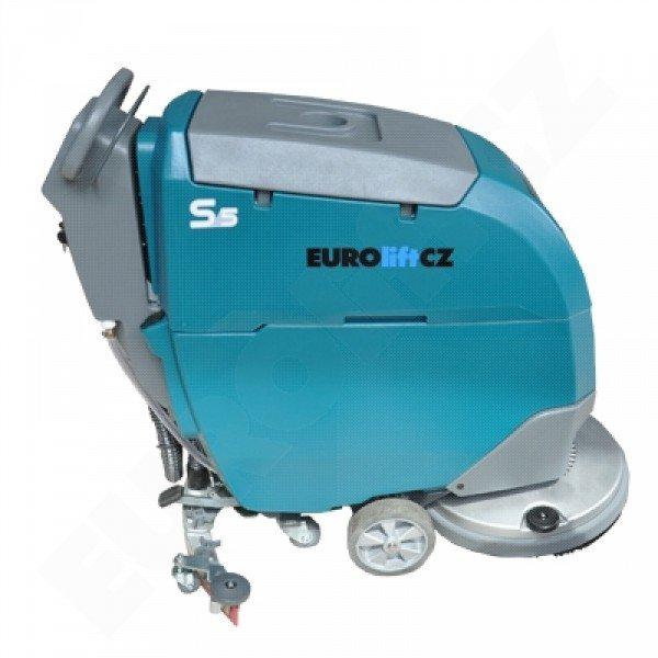 Podlahový mycí stroj EUROLIFT CZ ER S5 s pojezdem