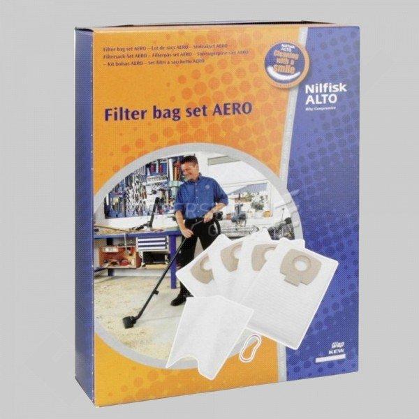 Sáčky pro vysavače AERO
