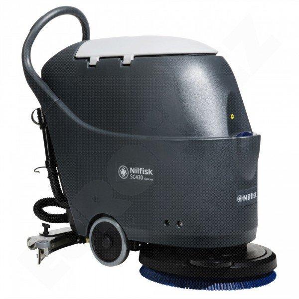 Podlahový mycí stroj SC430 GO FUUL PKG