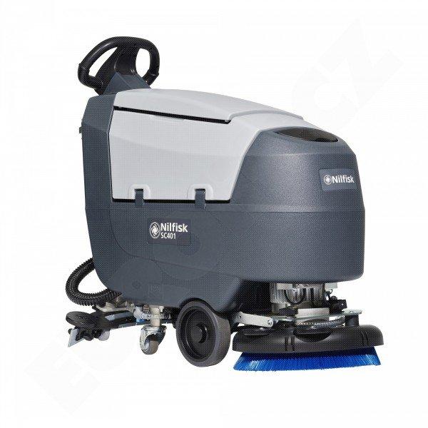 Podlahový mycí stroj SC401 43 B FULL PACKAGE