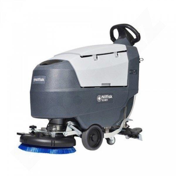 Podlahový mycí stroj SC401 43 BD FULL PACKAGE