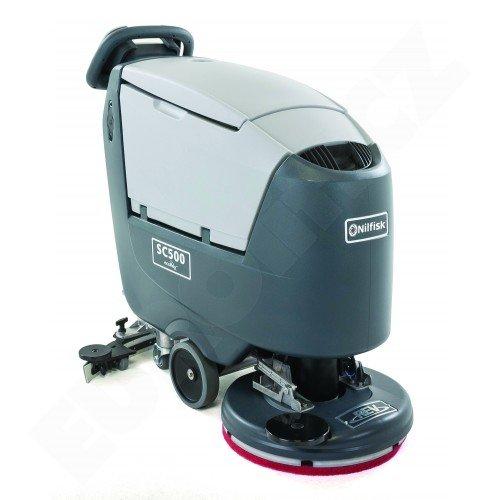 Podlahový mycí stroj SC500 53 B FULL PKG